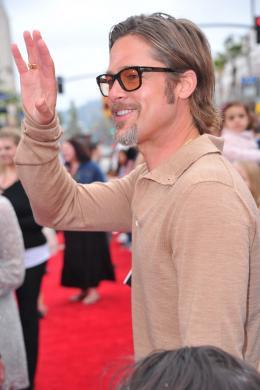 photo 68/80 - Brad Pitt - Avant-première de Kung Fu Panda 2 - Kung Fu Panda 2 - © Paramount