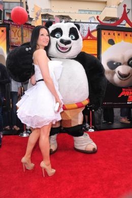photo 62/80 - Lucy Liu - Avant-première de Kung Fu Panda 2 - Kung Fu Panda 2 - © Paramount