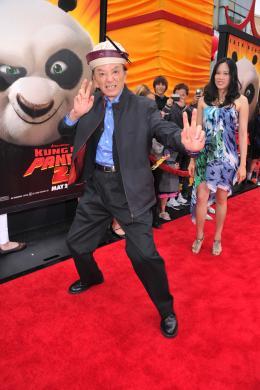 photo 78/80 - James Hong - Avant-première de Kung Fu Panda 2 - Kung Fu Panda 2 - © Paramount