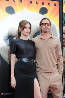 photo 64/80 - Angelina Jolie et Brad Pitt - Avant-première de Kung Fu Panda 2 - Kung Fu Panda 2 - © Paramount