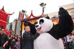 photo 57/80 - Jack Black - Avant-première de Kung Fu Panda 2 - Kung Fu Panda 2 - © Paramount