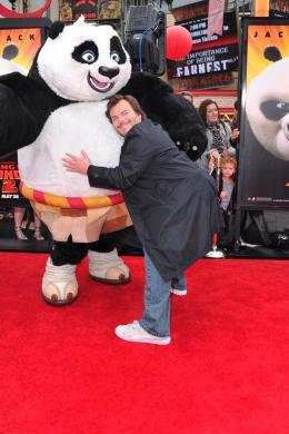photo 61/80 - Jack Black - Avant-première de Kung Fu Panda 2 - Kung Fu Panda 2 - © Paramount