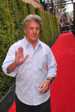photo 67/80 - Dustin Hoffman - Avant-première de Kung Fu Panda 2 - Kung Fu Panda 2 - © Paramount