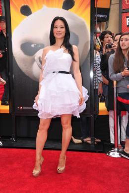 photo 63/80 - Lucy Liu - Avant-première de Kung Fu Panda 2 - Kung Fu Panda 2 - © Paramount