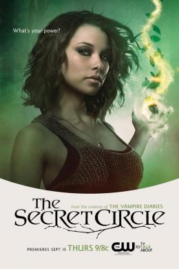 Jessica Parker Kennedy The Secret Circle photo 10 sur 11