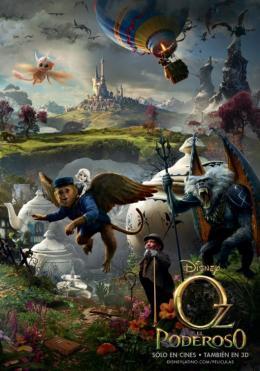 photo 33/81 - Le Monde Fantastique d'Oz - © Walt Disney Studios Motion Pictures France