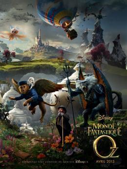 photo 39/81 - Le Monde Fantastique d'Oz - © Walt Disney Studios Motion Pictures France