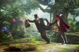 photo 15/81 - James Franco, Mila Kunis - Le Monde Fantastique d'Oz - © Walt Disney Studios Motion Pictures France