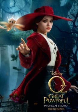 photo 42/81 - Le Monde Fantastique d'Oz - © Walt Disney Studios Motion Pictures France