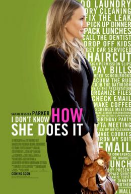 photo 12/16 - Affiche Américaine - Mais comment font les femmes ?