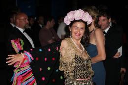 Rona HARTNER Diner de cloture - Cannes, Mai 2011 photo 8 sur 12
