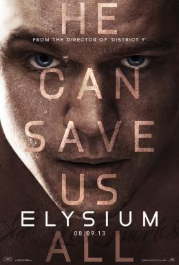 photo 51/51 - Affiche - Elysium - © Sony Pictures