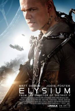 photo 49/51 - Affiche - Elysium - © Sony Pictures