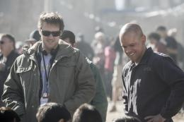 photo 22/51 - Neill Blomkamp et Matt Damon - Elysium - © Sony Pictures