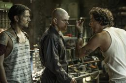 photo 29/51 - Diego Luna, Matt Damon et Wagner Moura - Elysium - © Sony Pictures