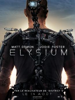 photo 47/51 - Affiche - Elysium - © Sony Pictures