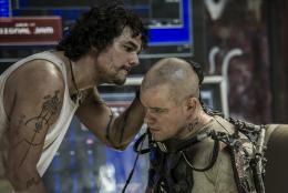 photo 30/51 - Wagner Moura et Matt Damon - Elysium - © Sony Pictures