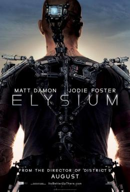 photo 46/51 - Affiche - Elysium - © Sony Pictures