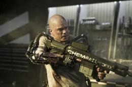 photo 27/51 - Matt Damon - Elysium - © Sony Pictures