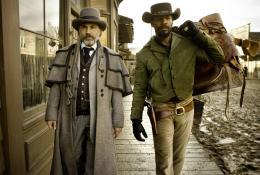 photo 7/25 - Christoph Waltz, Jamie Foxx - Django Unchained - © Sony Pictures