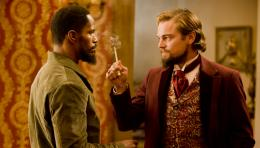 photo 4/25 - Jamie Foxx, Leonardo DiCaprio - Django Unchained - © Sony Pictures