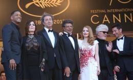 Agnès Jaoui Cannes 2017 Clôture Tapis photo 5 sur 62