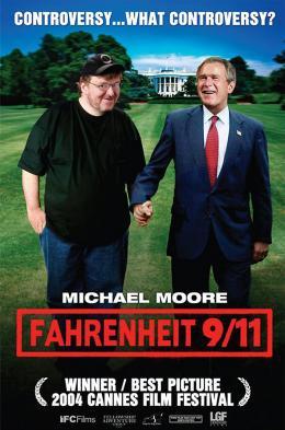 photo 16/17 - Affiche Américaine - Fahrenheit 9/11 - © Mars Distribution