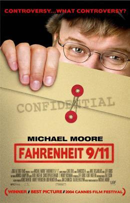 photo 17/17 - Affiche Américaine - Fahrenheit 9/11 - © Mars Distribution