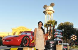 photo 119/122 - Hafsia Herzi - Avant-première du film - Cars 2 - © Walt Disney Studios Motion Pictures France