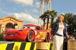 photo 111/122 - Cécile de France - Avant-première du film - Cars 2 - © Walt Disney Studios Motion Pictures France