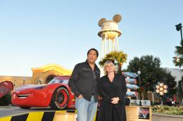 photo 122/122 - Smain et Isabelle Nanty - Avant-première du film - Cars 2 - © Walt Disney Studios Motion Pictures France