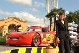 photo 112/122 - Mélanie Doutey - Avant-première du film - Cars 2 - © Walt Disney Studios Motion Pictures France