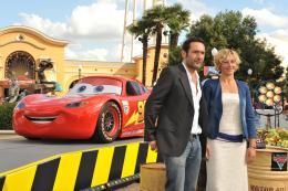 photo 108/122 - Gilles Lellouche et Cécile de France - Avant-première du film - Cars 2 - © Walt Disney Studios Motion Pictures France