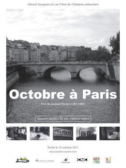 photo 3/4 - Octobre à Paris - © Les Films de l'Atalante