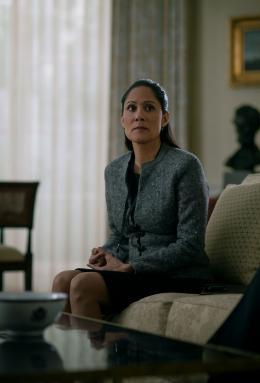 photo 47/55 - Sakina Jaffrey - House of Cards - Saison 2 - © Netflix