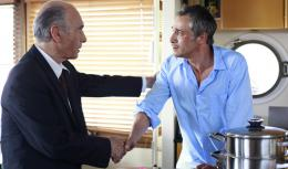 photo 18/19 - Jean-Michel Tinivelli, Guy Marchand - Un b�b� pour mes 40 ans - © TF1