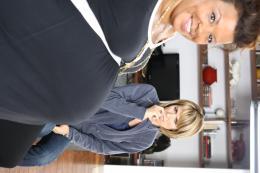 photo 17/19 - Natacha Amal, Clair Jaz - Un b�b� pour mes 40 ans - © TF1