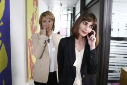photo 10/19 - Natacha Amal, Emmanuelle Bach - Un b�b� pour mes 40 ans - © TF1