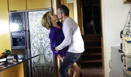 photo 6/19 - Natacha Amal, Jean-Michel Tinivelli - Un b�b� pour mes 40 ans - © TF1
