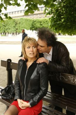 photo 19/19 - Natacha Amal, Rapha�l Mezrahi - Un b�b� pour mes 40 ans - © TF1