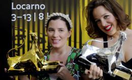 Maria Canale 64e Festival de Locarno 2011 photo 3 sur 4