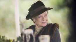 Maggie Smith Downton Abbey - Saison 5 photo 10 sur 103