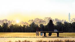 photo 10/15 - Les Enfants Loups, Ame & Yuki - © EuroZooM