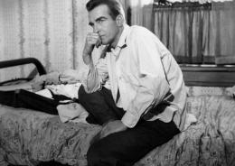photo 5/7 - Montgomery Clift - Le Fleuve sauvage - © Swashbuckler Films