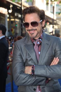photo 34/65 - Robert Downey Jr. - Avant-première de Captain America - Captain America : First Avenger - © Paramount
