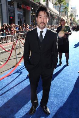 photo 64/65 - Kenneth Choi - Avant-première de Captain America - Captain America : First Avenger - © Paramount