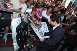 photo 59/65 - Dominic Cooper - Avant-première de Captain America - Captain America : First Avenger - © Paramount