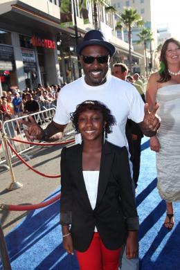 photo 40/65 - Idris Elba et sa fille - Avant-première de Captain America - Captain America : First Avenger - © Paramount