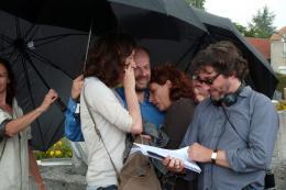 photo 27/30 - Val�rie Lemercier, Denis Podalyd�s, No�mie Lvovsky, Bruno Podalyd�s - Adieu Berthe - l'enterrement de m�m� - © UGC