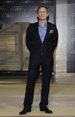photo 74/83 - Daniel Craig - Avant-Première Cowboys & Envahisseurs à Berlin - Cowboys & Envahisseurs - © 2011 Getty Images